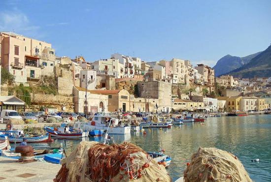 Location de vacances en Trappeto, Sicile - Castellammare