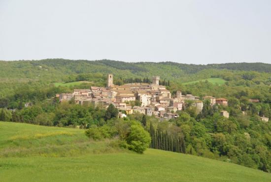 Casa vacanza in Monteleone d'Orvieto, Umbria - San Casciano dei Bagni