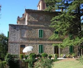 Holiday house in Monteleone d'Orvieto with pool, in Umbria.