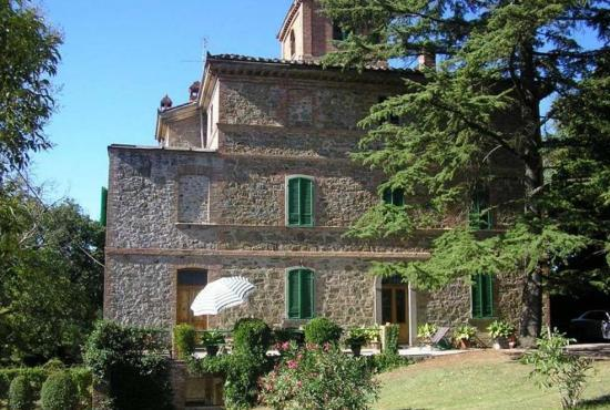 Holiday house in Monteleone d'Orvieto, Umbria -
