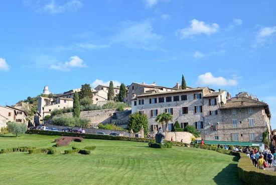 Vakantiehuis in Casacastalda, Umbrië - Assisi