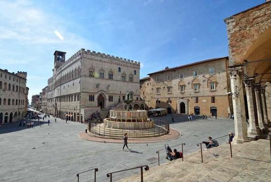 Vakantiehuis in Casacastalda, Umbrië - Perugia