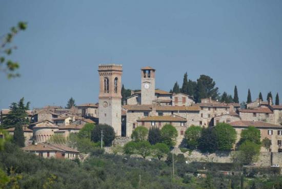 Vakantiehuis in Valbiancara, Umbrië - Corciano