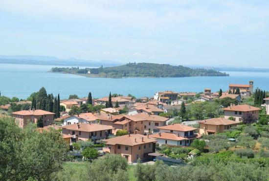 Vakantiehuis in Valbiancara, Umbrië - Lago Trasimeno - San Feliciano