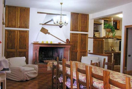 Vakantiehuis in Valbiancara, Umbrië -
