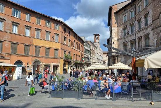 Vakantiehuis in Tordibetto, Umbrië - Perugia