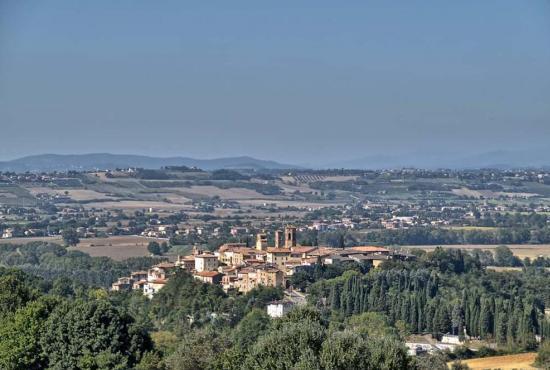Location de vacances en Gaglietole, Ombrie - Deruta
