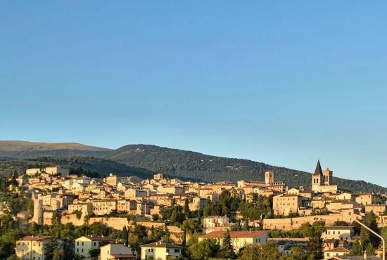 Location de vacances en Gaglietole, Ombrie - Spello