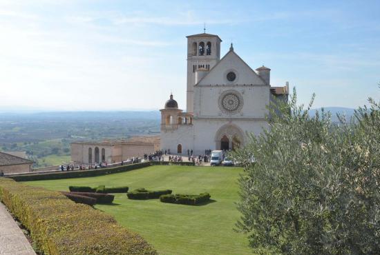 Vakantiehuis in Pontebari, Umbrië - Assisi