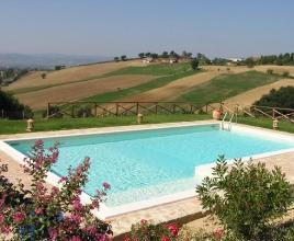 Vakantiehuis met zwembad in Umbrië in Casalalta (Italië)