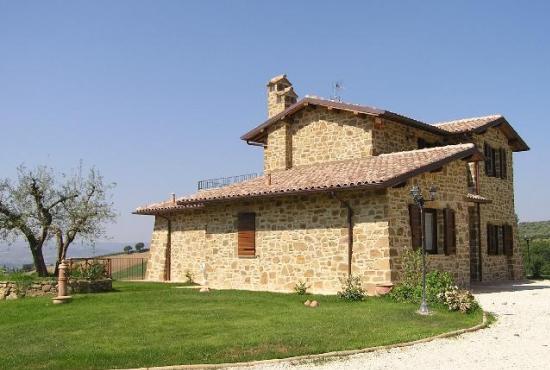 Vakantiehuis in Casalalta, Umbrië -