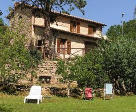 Ferienhaus in Castiglione della Valle, in Umbrien.
