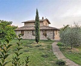 Holiday house with pool in Umbria in Città  della Pieve (Italy)