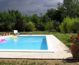 Holiday house with pool in Umbria in Gaglietole (Italy)
