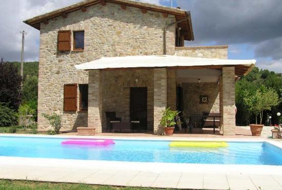 Vakantiehuis in Gaglietole, Umbrië -
