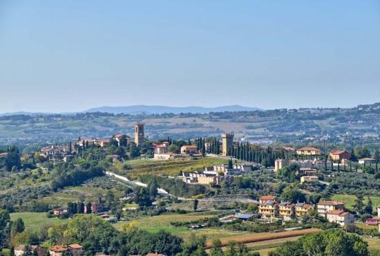 Vakantiehuis in Gaglietole, Umbrië - Torgiano