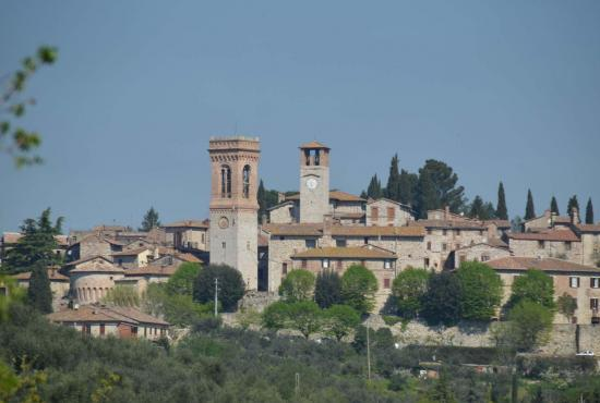 Vakantiehuis in San Feliciano, Umbrië - Corciano