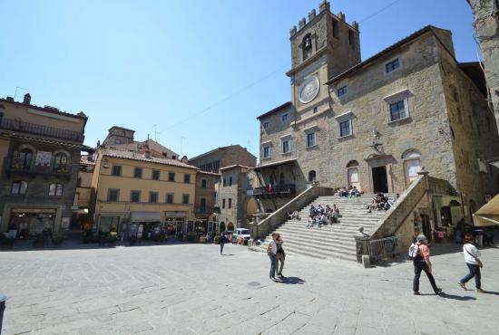 Vakantiehuis in San Feliciano, Umbrië - Cortona