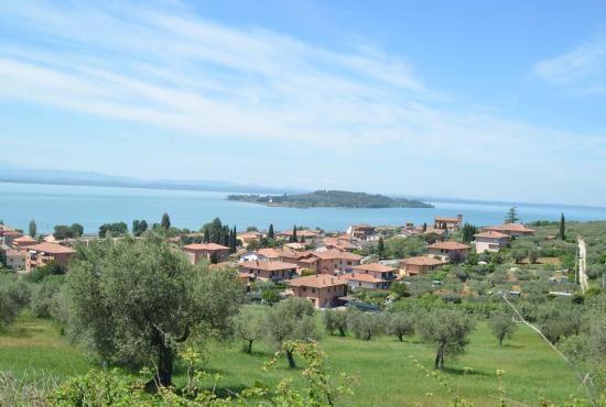 Vakantiehuis in San Feliciano, Umbrië - Lago Trasimeno - San Feliciano
