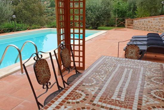 Vakantiehuis in San Feliciano, Umbrië -