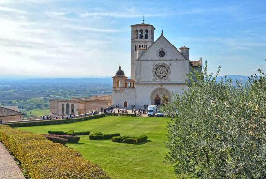 Location de vacances en Torgiano, Ombrie - Assisi