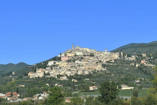 Vakantiehuis in Torgiano, Umbrië - Trevi