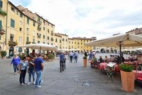 Vakantiehuis in Legoli, Toscane - Lucca