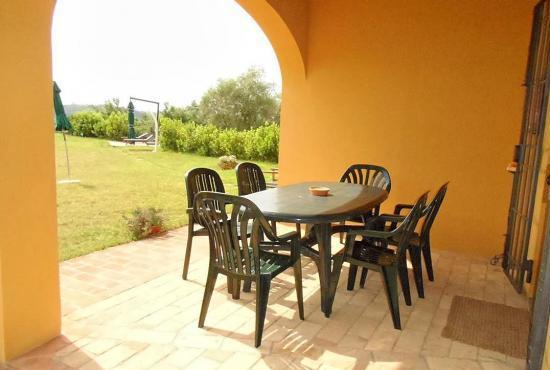 Vakantiehuis in Legoli, Toscane -