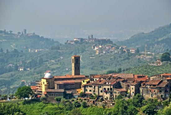 Location de vacances en Massa e Cozzile, Toscane - Cozzile