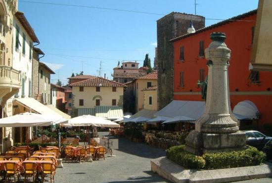 Location de vacances en Massa e Cozzile, Toscane - Montecatini