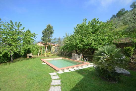 Holiday house in Massa e Cozzile, Tuscany -