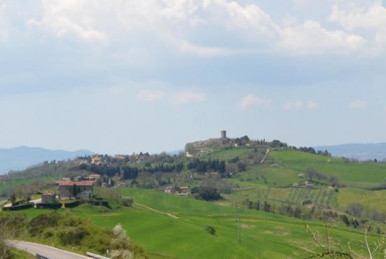 Holiday house in Cetona, Tuscany - Celle sul Rigo
