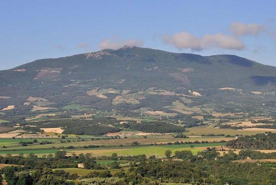 Holiday house in Cetona, Tuscany - Monte Cetona
