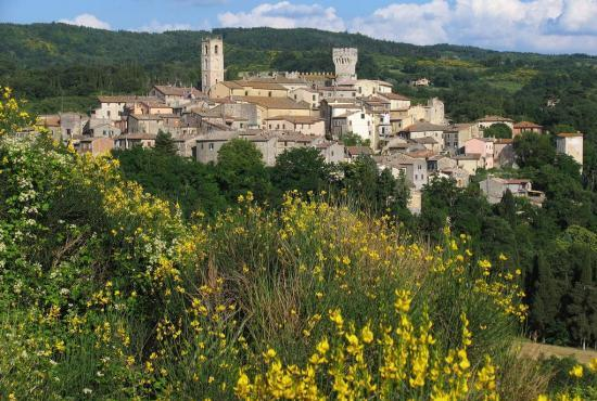 Location de vacances en Cetona, Toscane - San Casciano dei Bagni
