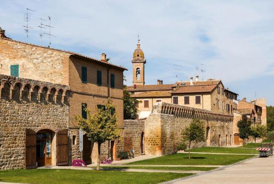 Holiday house in Sovicille, Tuscany - Buonconvento