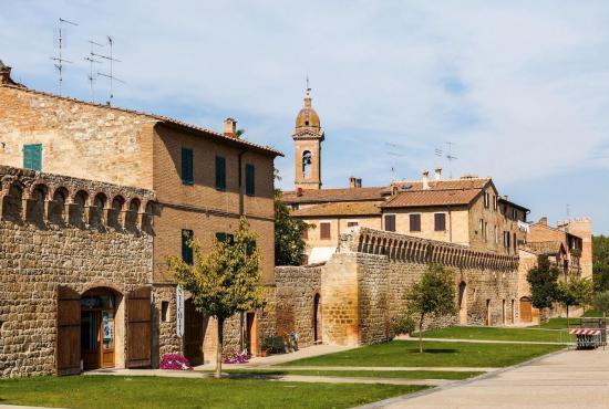 Vakantiehuis in Sovicille, Toscane - Buonconvento
