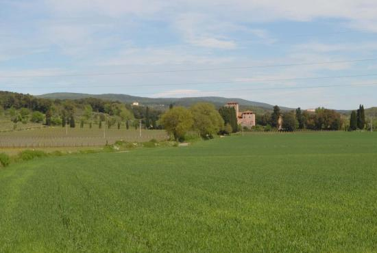 Location de vacances en Sovicille, Toscane - San Giusto