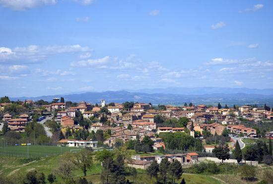 Vakantiehuis in Sovicille, Toscane - Vescovado di Murlo