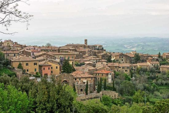 Ferienhaus in  Buonconvento, Toskana - Montalcino