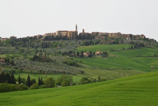 Vakantiehuis in Buonconvento, Toscane - Pienza