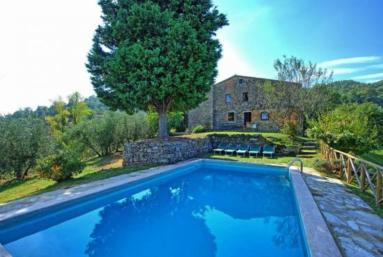 Holiday house in Palazzone, Tuscany -