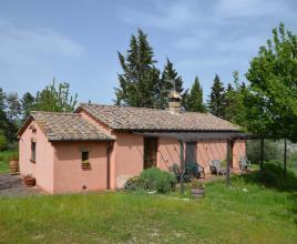 Ferienhaus in Toskana in Celle sul Rigo (Italien)