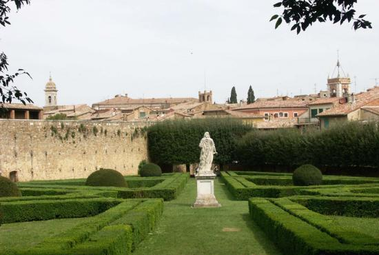 Vakantiehuis in Contignano, Toscane - San Quirico d'Orcia