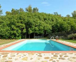 Vakantiehuis met zwembad in Toscane in San Casciano dei Bagni (Italië)