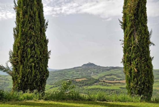 Holiday house in Celle sul Rigo, Tuscany - Radicofani