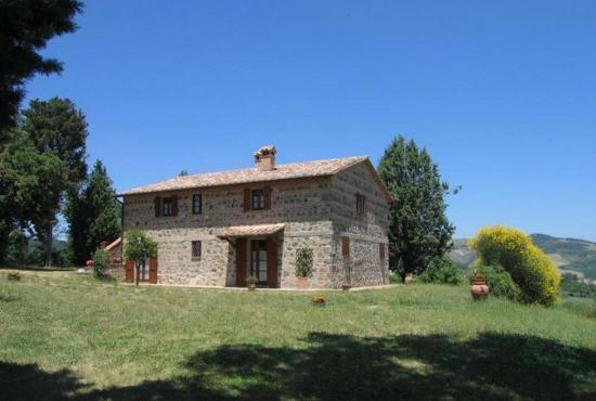 Holiday house in Celle sul Rigo, Tuscany -