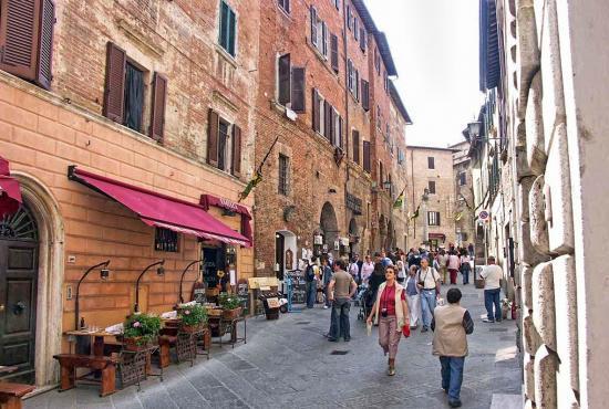 Casa vacanza in Sarteano, Toscana - Montepulciano