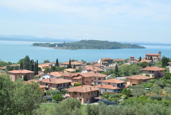 Location de vacances en Campiglia d'Orcia, Toscane - lago Trasimeno