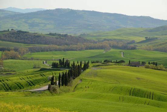 Location de vacances en Campiglia d'Orcia, Toscane - Pienza