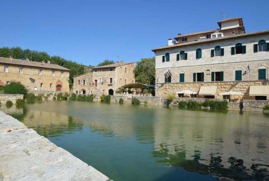 Holiday house in Castiglione d'Orcia, Tuscany - Bagno Vignoni